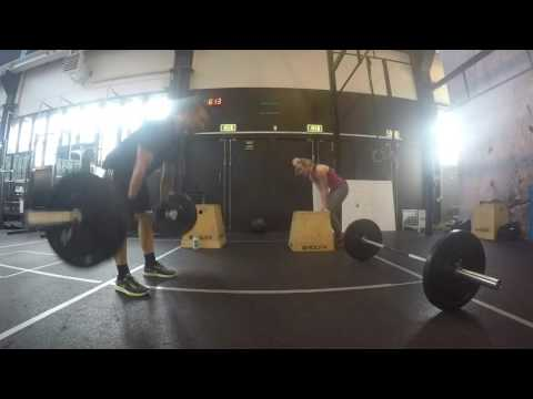 Wodstock Copenhagen WOD 2 Qualifying - Scaled Teams