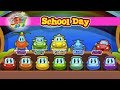 """School Day"" @ ""Mr.Wheeler&Friends"" CARtoons for Kids"