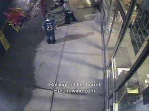 empire wine barrel robbery
