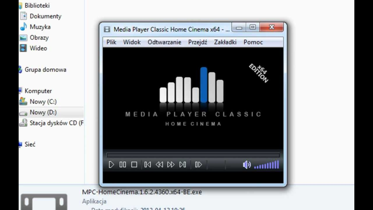 Home Cinema Player Classic Download