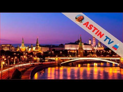 🚘Ночная Москва - какая она? Красота ночных улиц.