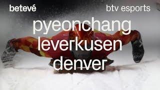 #TrendingMonty - PyeonChang/ Leverkusen/ Denver - betevé