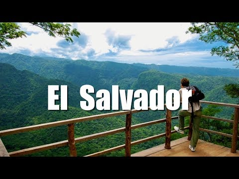 🇸🇻 Guía de El Salvador - Travel Guide
