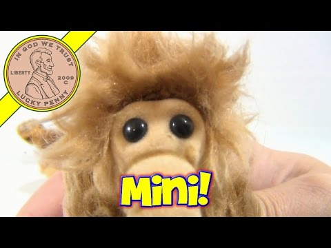 Alf 1980's Window Cling Plush Toy and Clip On Set YouTube Toy Video Reviews For Kids Toysreview