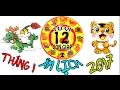 Tử Vi 2017 | Tử Vi 12 Con Giáp 2017 | Xem Tử Vi Tháng 1 Năm 2017 (Âm Lịch)