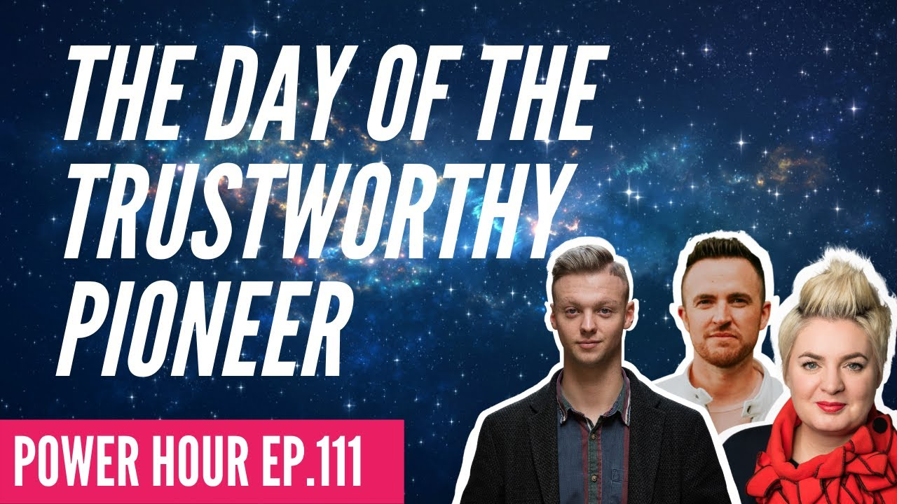 """The Day of the Trustworthy Pioneer"" 
