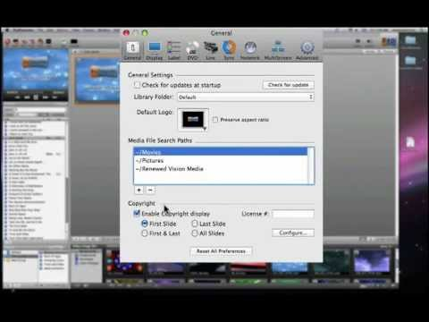 ProPresenter 4 - Working with SongSelect within ProPresenter