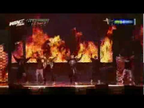 [WIN] FINAL BATTLE TEAM B Dance - Shake The World + Turn Up The Music