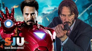 Will John Wick be Able to Hold Off The Avengers?? - SJU