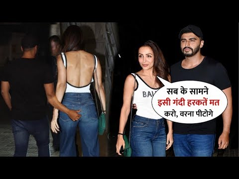 Arjun Kapoor FIirt With Malaika Arora Khan At India's Most Wanted Screening | Ranveer, Anushka