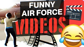 Funny Air Force Videos | Funny Air Force Marshalling