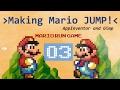 Mario run Game tutorial for App Inventor   Make Mario JUMP! part 03