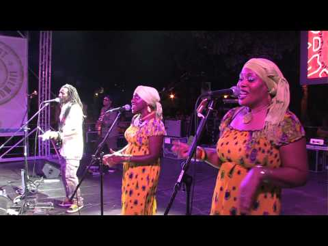 Punky Reggae Party- Legend, Bob Marley Tribute Band (Live Music Fest 2012)