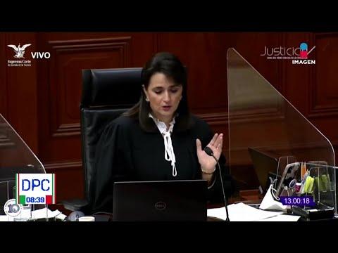 SCJN vota a favor de la despenalización del aborto   De Pisa y Corre