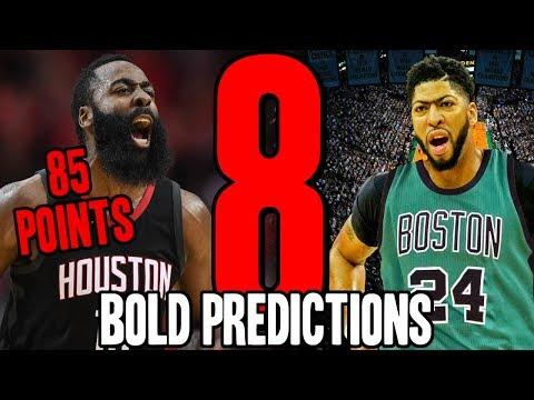 8 BOLD NBA Predictions For 2019 thumbnail