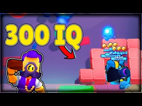 300 IQ Easy Win! Brawl Stars Funny Moments #25
