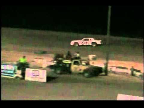 Texas Thunder Speedway June 16, 2012 IMCA Stock Car A-Main Midseason Championship