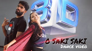 O SAKI SAKI Dance Video | Choreography dance Video | Hani saini ,Tannu Verma |Trending dance video