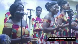 Ghanaian Choral Highlife Medley Performed By Akua Akyere Memorial Youth Choir.
