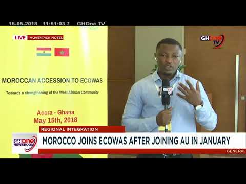 REGIONAL INTEGRATION: MOROCCO JOINS ECOWAS AFTER JOINING AU IN JANUARY