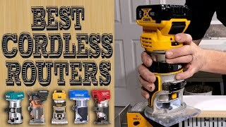 Best Cordless Router Of All Time