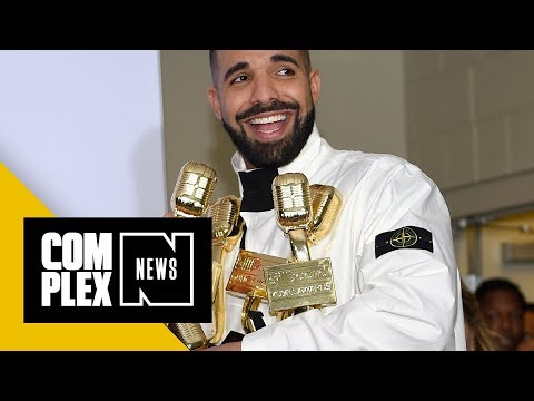 Drake Shatters 1-Week U.S. Streaming Record With 'Scorpion' In Just 3 Days
