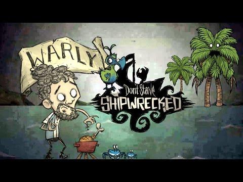 Don't Starve Shipwrecked Pl - Warly ( Kucharzem być ) #12