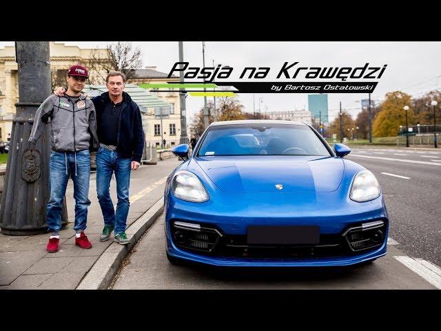 Krzysztof Oleksowicz, miliarder z filozoficznym spojrzeniem w Pasji na Krawędzi