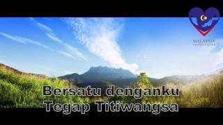 [LIRIK] Lagu Tema Hari Kebangsaan 2015 HDV (Sehati Sejiwa)-RASMI