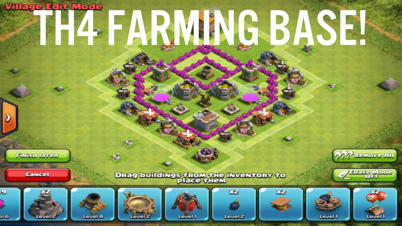 Clash Of Clans Lvl  Build