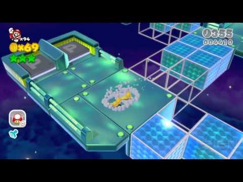 Our Favorite Super Mario 3D World Levels