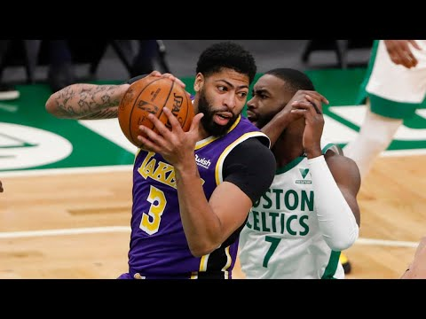 Lakers vs. Celtics Final Score: L.A. escapes Boston with victory