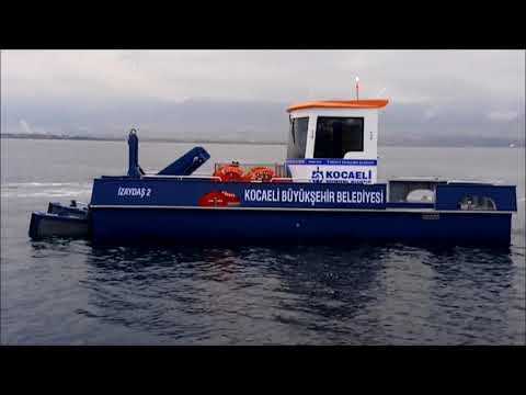 EPS Marine - Sea Surface Clean Up Boat