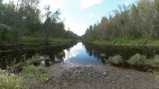 М-18 Мурманское шоссе.  Дусьево - река Лава - Шальдиха. Ленинградская обл.