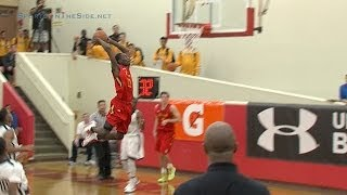 Theo Pinson '14, Wesleyan Christian Senior, 2013 UA Holiday Classic at Torrey Pines