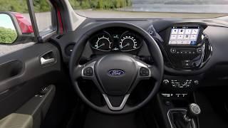 Nouveau Ford Tourneo Courier - Intérieur 360 | Ford FR