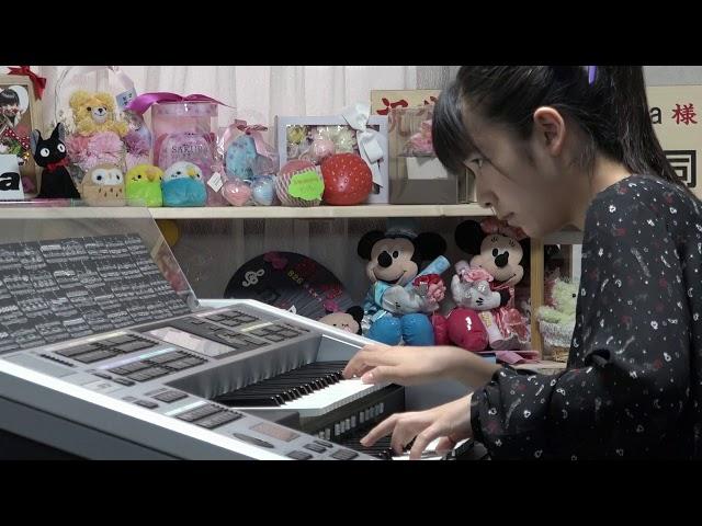 【 天空の城ラピュタ 】メドレー エレクトーン演奏