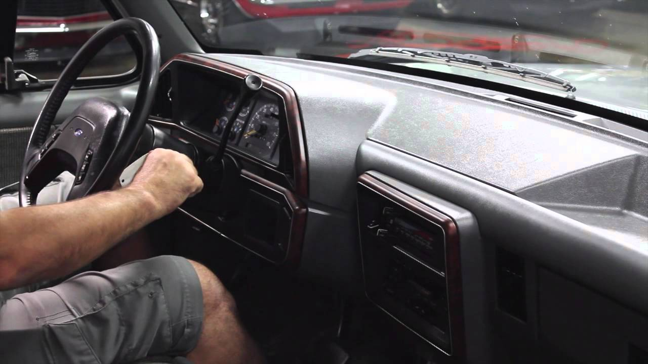 2743 Cha 1991 Ford F 150 Xlt Lariat Youtube