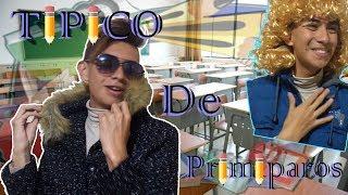 Típico de Primiparos | Marlon Calpa
