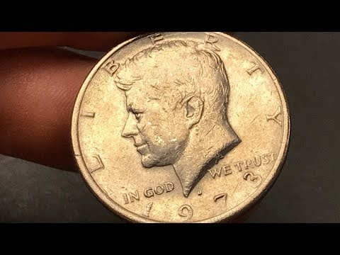 1973-D Half Dollar Worth Money - How Much Is It Worth And Why?