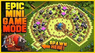 New TH12 Troll Base 2019 | Island | IMPOSSIBLE MINI GAME MODE?! | Clash of Clans