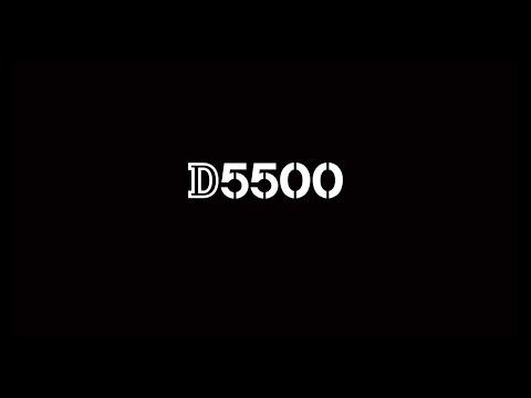 Introducing the Nikon D5500 -SLR