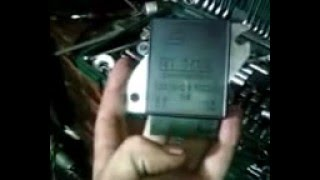 Как подключить регулятор (реле) зарядки ВАЗ
