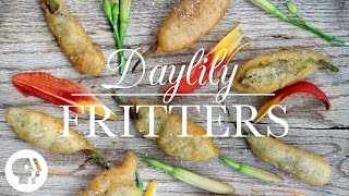 Daylily Fritters | Kitchen Vignettes | Pbs Food