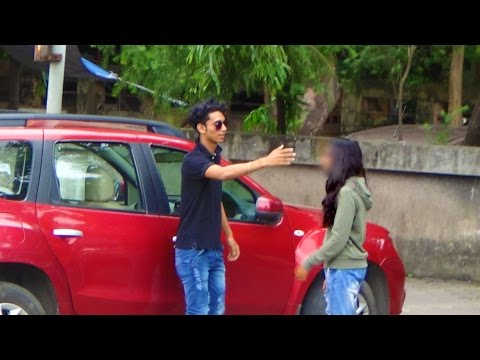 Luxury Car Digger GOLD Digger Prank in India