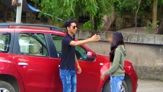 Luxury Car Digger GOLD Digger Prank in India