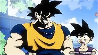 Goku vs all might rap battle by ssj9k