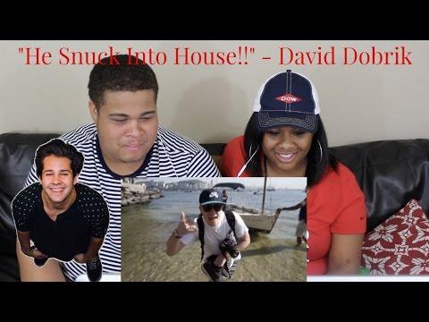 Download He Snuck Into My House- David Dobrik Vlog Reaction |CBTv