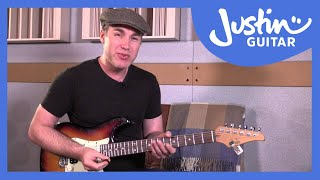 Baixar Getting Into Funk Guitar With The 16th Count: Funk Guitar Course Lesson Tutorial s1p1