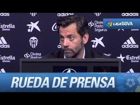 """Quique Sánchez Flores: """"Todo lo que soy se lo debo al Valencia CF"""""""